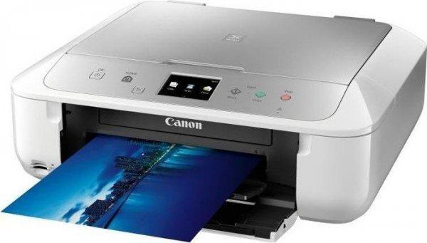 Canon PIXMA MG6853 Tintenstrahl-Multifunktionsdrucker Drucken, Scannen, Kopieren für 79,99 € [conrad_electronic@eBay]