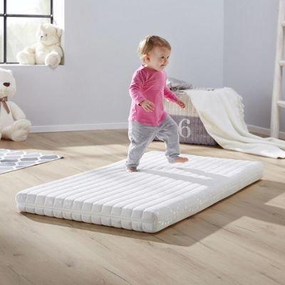 Kinderbettmatratzen 70 x 140 cm Badenia Irisette Junior / BT Kiddy für je 53,95 € @ mömax.de