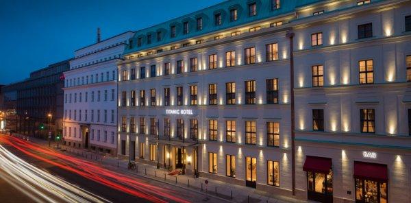 5* Hotel Berlin für 69€ - 1 Nacht für 2 Personen (49% Rabatt)