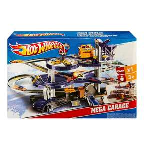 (Kaufhof)  Hot Wheels Mega Garage (3260) für 34,99 EUR