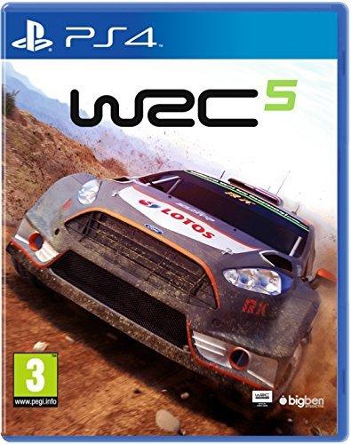 WRC 5: World Rally Championship (Playstation 4) für 37,29€ bei Amazon.es