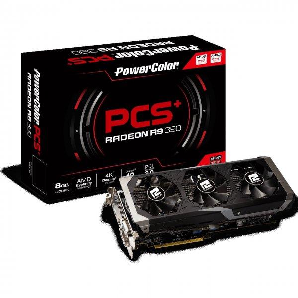 [Mindfactory] PowerColor R9 390 PCS+