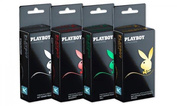 120er-Pack Playboy Kondome