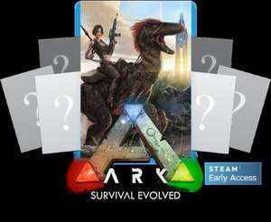 [Humble Monthly Bundle] Ark: Survival Evolved  ( Steam Key ) 10,77€
