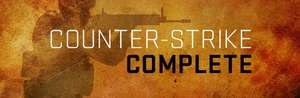 [Steam] Counter-Strike Complete 6,99€