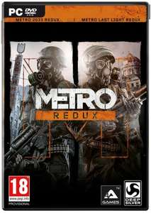 [@funstockdigital.co.uk] PC Steam - Metro Redux 5,91€ / Bioshock Infinite 4,67€