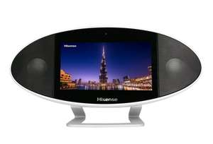 Hisense tragbares Media-Center SoundTab MA-327 inkl. Versand @groupon.de 99,99€