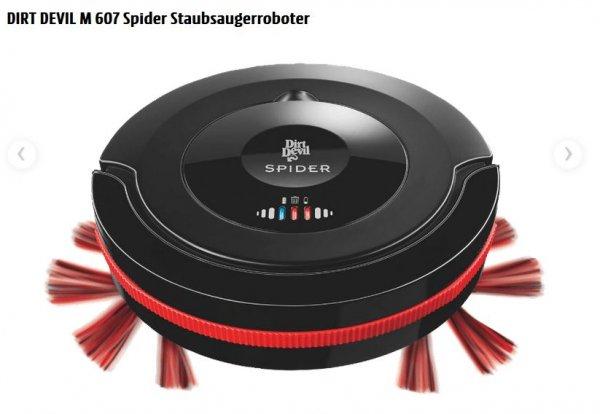 Dirt Devil Saugroboter »M607 Spider«, beutellos @ OTTO mit QIPU Nur für OTTO Neukunden