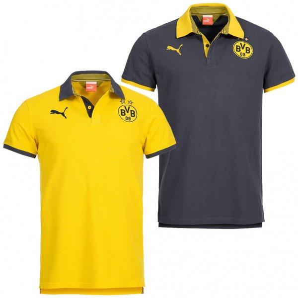 BVB Poloshirt schwarz oder gelb - nur 19,99 Euro inkl. Versand