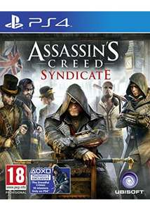 [PS4 / Xbox One] Assassin's Creed: Syndicate für ca. 26.35 inkl. VSK
