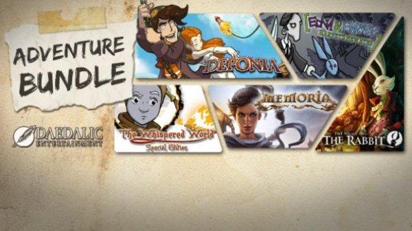 [steam] Daedalic Sale ab 40 Cent: A New Beginning 0.40€, Adventure Bundle 3.99€ @ gmg