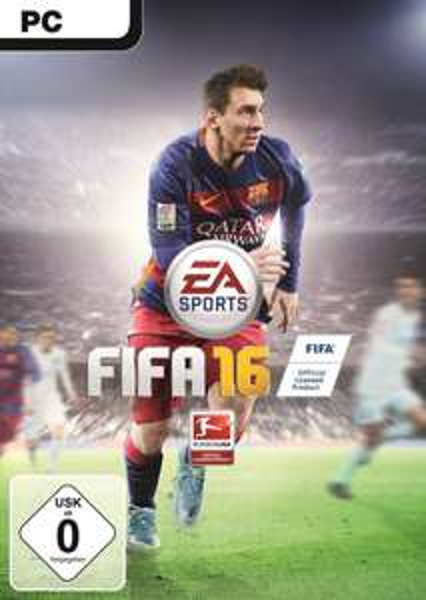 FIFA 2016 [PC - Origin Key] für 24€ @Amazon