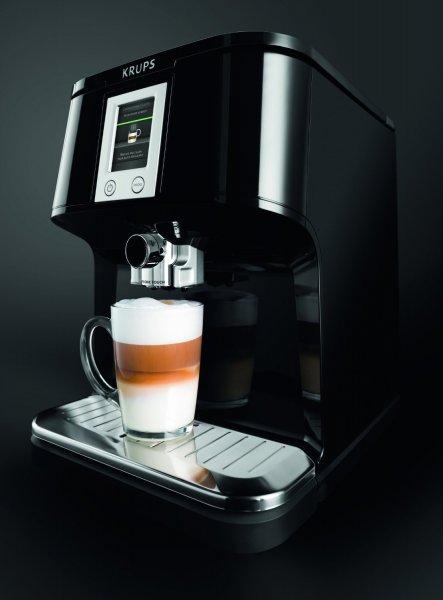 [Lokal Telepoint Oldenburg] Krups EA 850B - Kaffeevollautomat One-Touch-Funktion für 447€