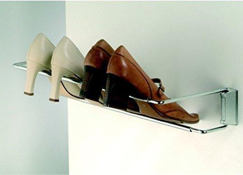 Preisfehler Amazon GedoTec® Schuhablage Schuhhalter Breite einstellbar 460 - 750 mm