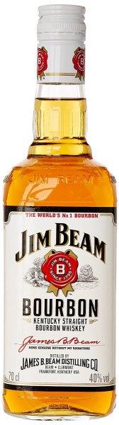[Amazon.de-Prime] Jim Beam Weiß (1 x 0.7 l)