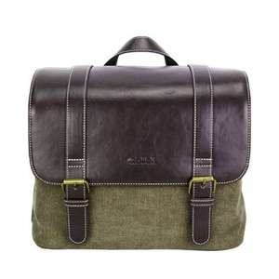 Rollei Vintage Bag Green Fototasche