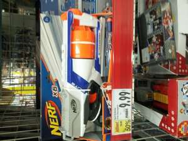 [Kaufland Mannheim] Nerf N-Strike Elite Strongarm
