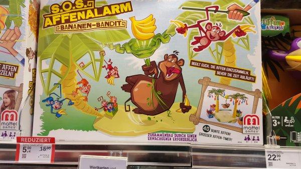 Sos Affenalarm Bananen Bandit - Müller