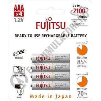 [7DayShop] 4x Fujitsu HR-4UTCEX AAA (750-800mAh, 2100 Ladezyklen, baugleich mit Eneloop) für 5,18€ *** 4x HR-3UTCEX AA (1900-2000mAh, 2100 Ladezyklen) für 7,78€