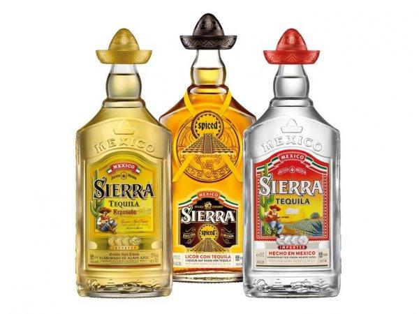 Si Sierra! Drei Sorten Tequila für je 9,99 € im Lidl (Filiale, ab 18.02.)