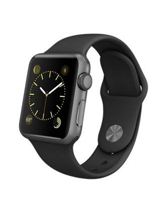 [Update: bei eBay effektiv 351 Euro ] Apple Watch bei Gravis (Gravis.de oder eBay) im Angebot, z.B. Sport 42 mm mit Alu-Gehäuse für 379,90, mit sovendus Gutschein 369,90
