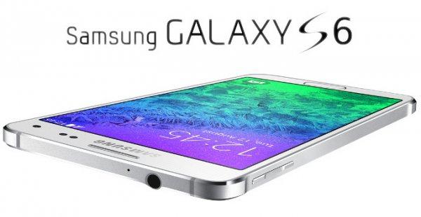 Samsung Galaxy S6  32GB  für 403,95€  Farbe weiß oder schwarz