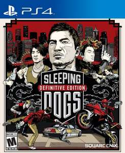 [Amazon.com] Sleeping Dogs Definitive Edition (PS4) für 8,95€ (Digital Code - US Account)
