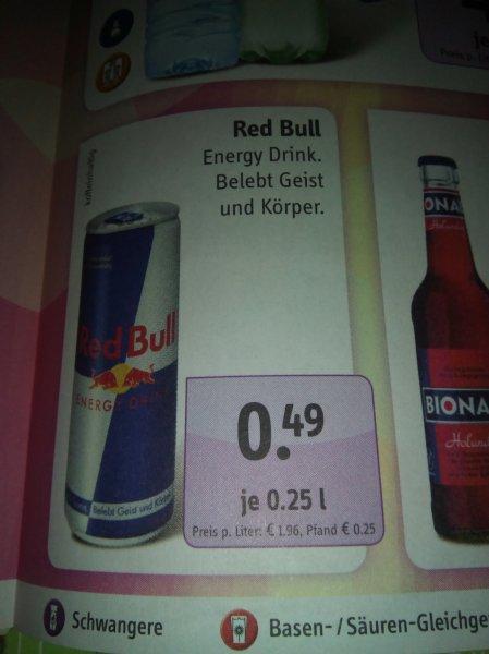 Gefako Red Bull 250 ml