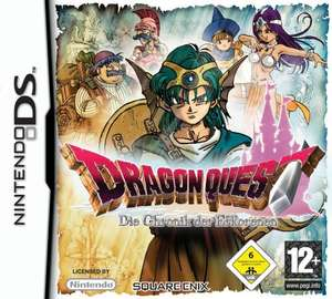 Dragon Quest: Die Chronik der Erkorenen und Dragon Quest Monsters: Joker 1  jeweils 14,07 €