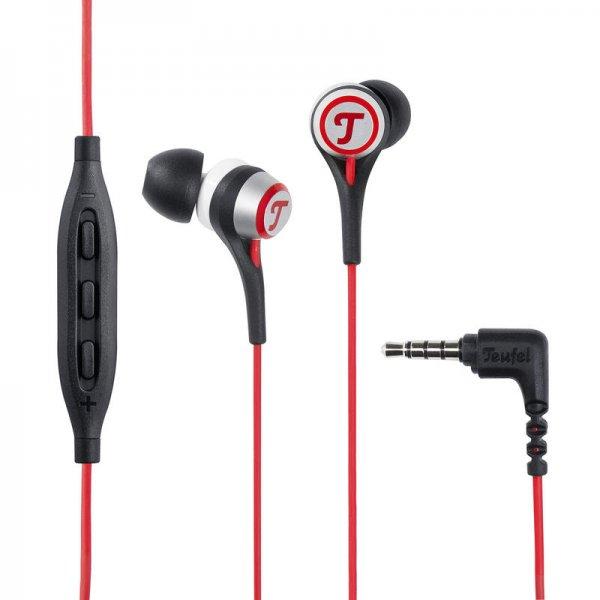 Beim Kauf der Teufel Move In-Ear-Kopfhörer ein zweites Paar GRATIS dazu!