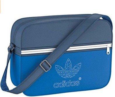 Adidas Tasche Originals Airliner Classic Street (Blau) >>Amazon.de Prime