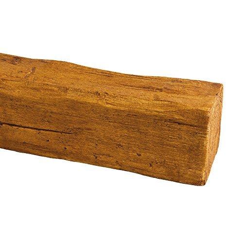 [Amazon] HOMESTAR 19570 Deckenbalken aus Polyurethan Holzimitat, 200 x 13 x 20 cm  in eiche/hellbraun für 33,42 € / nächster Preis 69,95 €