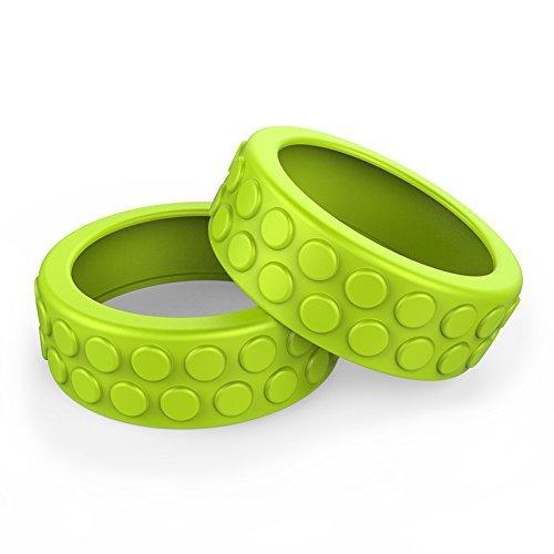 """[zackzack] Sphero Ollie Reifen """"Ollie Nubby Tires (grün)"""" für 4,99€ statt 16,08€"""