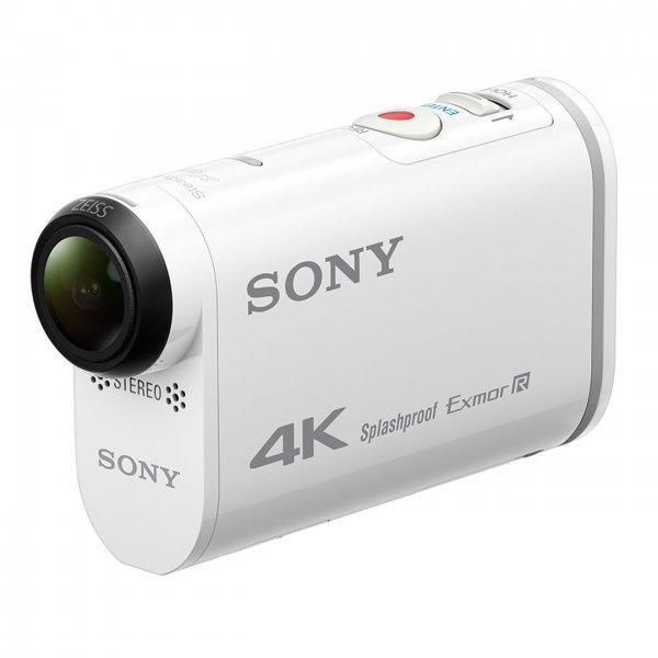 Sony FDR-X1000 4K Actioncam (4K Modus 100/60Mbps, Full HD Modus 50Mbps, ZEISS Tessar 170° Objektiv, SteadyShot für 199€ bei Amazon.de