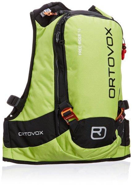 Ortovox Skirucksack Free Rider 16l happy green @amazon.de