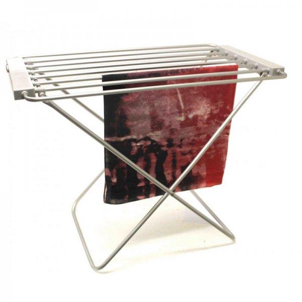 Elektrisch beheizbarer Wäscheständer 23,99€ @Dualmediascout