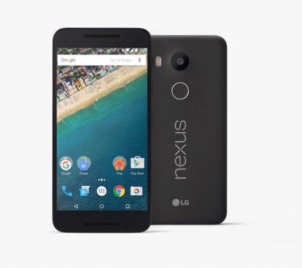 [Notebooksbilliger.de] LG Google Nexus 5x 32GB für 357,98€