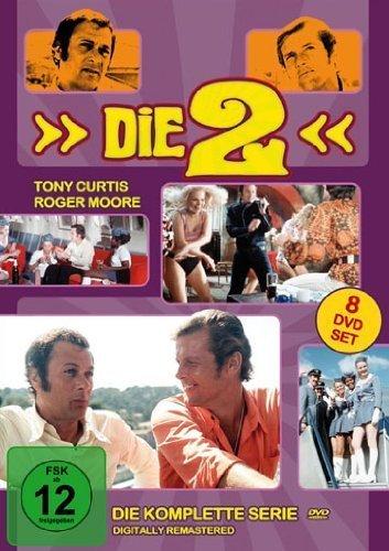Die 2 - Komplette Serie [8 DVDs] für 19,97 Euro (Prime) bzw. 22,97 (ohne Prime) @Amazon.de