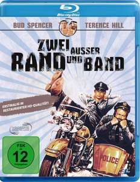 [amazon.de] Zwei außer Rand und Band [Blu-ray] für 4,99€ mit Prime