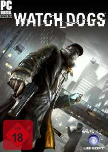 Watch Dogs PC 7,50€