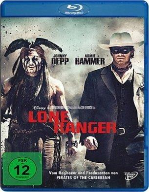 Lone Ranger [Blu-ray] für 8,85€ bei Amazon.de (Prime)