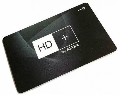 HD+ Karte & HD+ Verlängerung