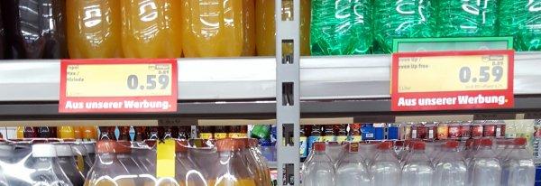 (Penny) Pepsi, SchwipSchwap, Mirinda, 7up 1,5L
