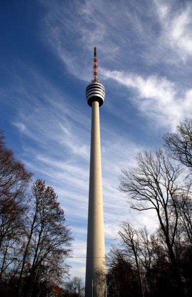 Fernsehturm Stuttgart - Eintritt frei am Geburtstag