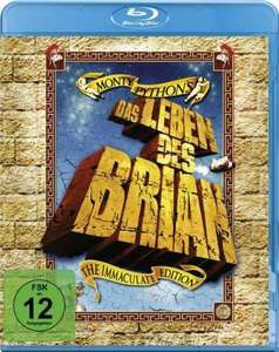 [Amazon Prime] Das Leben des Brian - Immaculate Edition (Bluray) für 7,90€
