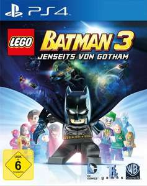 Conrad: Lego Batman 3 - Jenseits von Gotham PS4