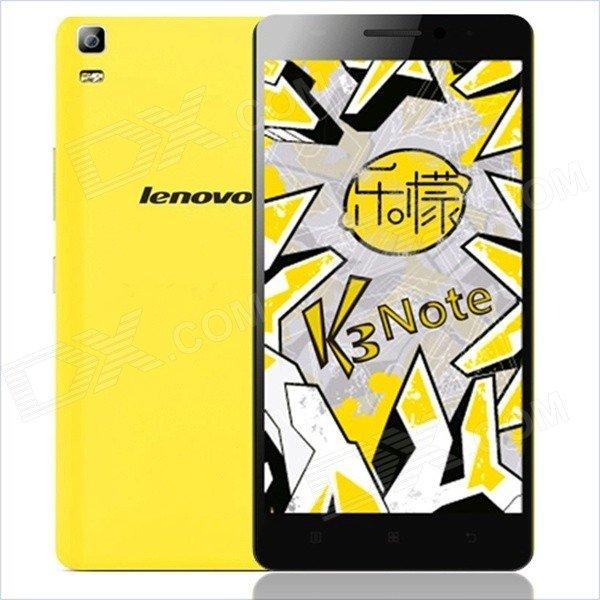 "DX.com Test aus EU-Versand | Lenovo K3 Note 5,5"" FullHD Octacore @dx.com aus EU-Lager inkl. VSK ohne Zollrisiko"