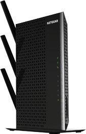 Netgear EX7000-100PES Nighthawk AC1900 WLAN Range Extender (5 Ports, 1900Mbit/s, USB 3.0) schwarz (Repeater)