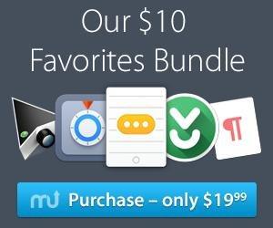 (MAC) Macupdate Bundle mit 10 Apps für 17,92€