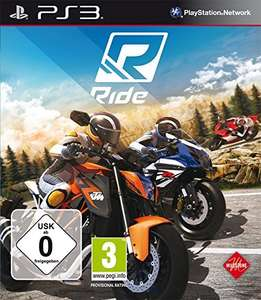 (Saturn.de) Ride - Playstation 3 für 19,99 EUR
